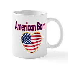 American born Mug