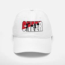 Cheer Baseball Baseball Cap