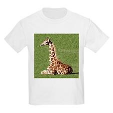 Baby Giraffe Kids T-Shirt