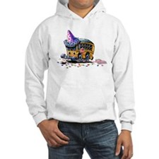 Party School Bus Hoodie