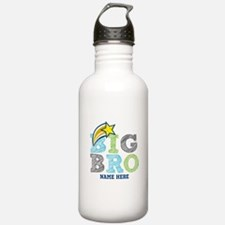Star Big Bro Water Bottle