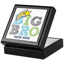 Star Big Bro Keepsake Box