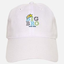 Star Big Bro Baseball Baseball Cap