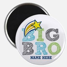 Star Big Bro Magnet