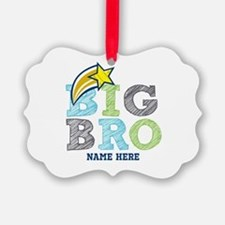 Star Big Bro Ornament