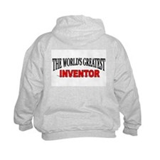 """""""The World's Greatest Inventor"""" Hoodie"""