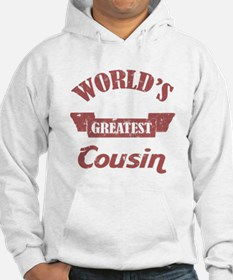World's Greatest Cousin Hoodie