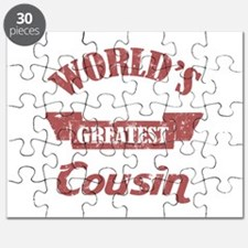 World's Greatest Cousin Puzzle
