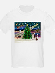 XmasMagic/Lhasa 4 T-Shirt