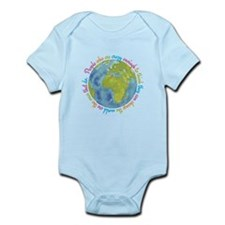 Change the world Body Suit