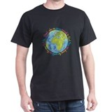 Inspirational quotes Dark T-Shirt