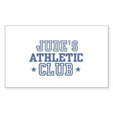 Jude Rectangle Decal