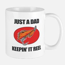 Dad Fishing Humor Mug