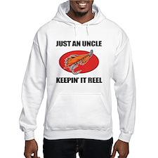 Uncle Fishing Humor Hoodie