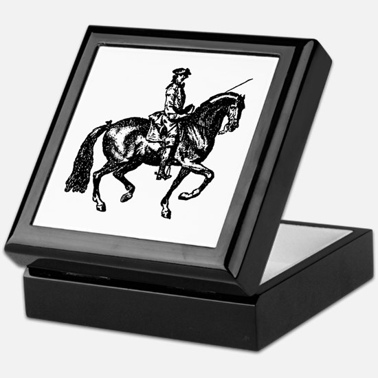 Piaffe Keepsake Box