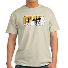 Cheer Ash Grey T-Shirt