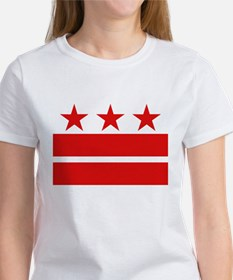 Three Stars and Two Bars Tee