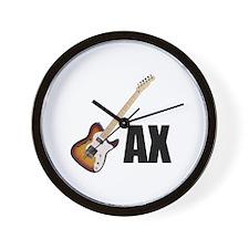 Ax -  Wall Clock