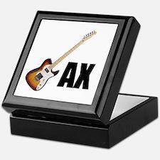 Ax - Keepsake Box