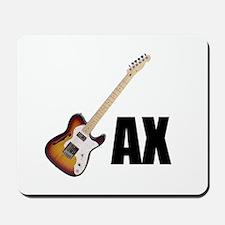 Ax -  Mousepad