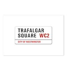 Trafalgar Square, London - UK Postcards (Package o