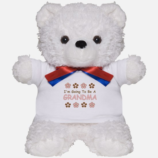 IM GOING TO BE A GRANDMA Teddy Bear