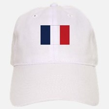 France Flag Baseball Baseball Cap
