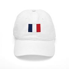 France Flag Baseball Cap