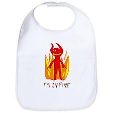 I´m on fire Bib