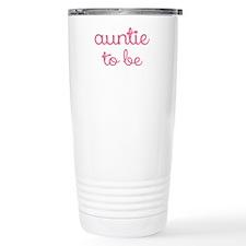 AUNTIE TO BE Travel Mug