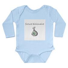 future billionaire.bmp Body Suit