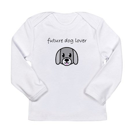 future dog lover.PNG Long Sleeve T-Shirt
