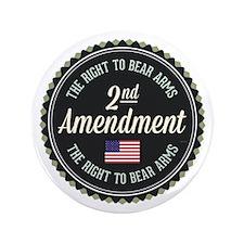 "Second Amendment 3.5"" Button"