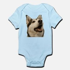 The Alaskan Husky Infant Bodysuit