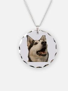 The Alaskan Husky Necklace