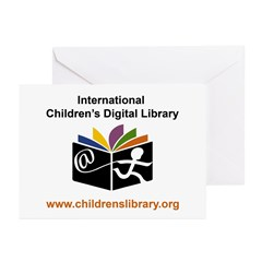 ICDL Greeting Cards (Pk of 10)