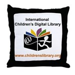 ICDL Throw Pillow