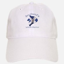 Scotland's Littlest Warrior Baseball Baseball Cap
