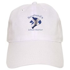 Scotlands Warrior Baseball Cap