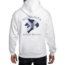 Scotland's Littlest Warrior Hoodie