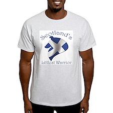Scotland's Littlest Warrior T-Shirt