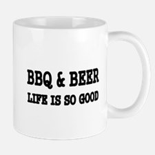 BBQ BEER Mug