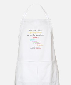 Can you say 'generic'? BBQ Apron