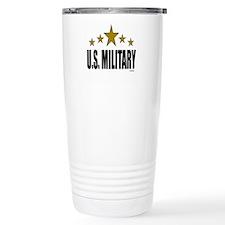 U.S. Military Travel Mug