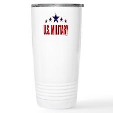 U.S. Military Travel Coffee Mug