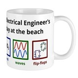 Electrical engineering Coffee Mugs