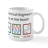 Electrical engineering Coffee Mugs