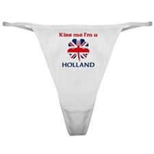 Holland Family Classic Thong