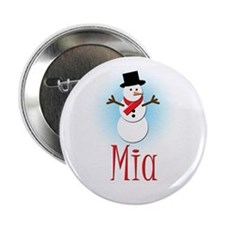 Snowman - Mia Button