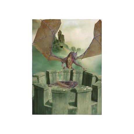Dragon Land 5'x7'Area Rug